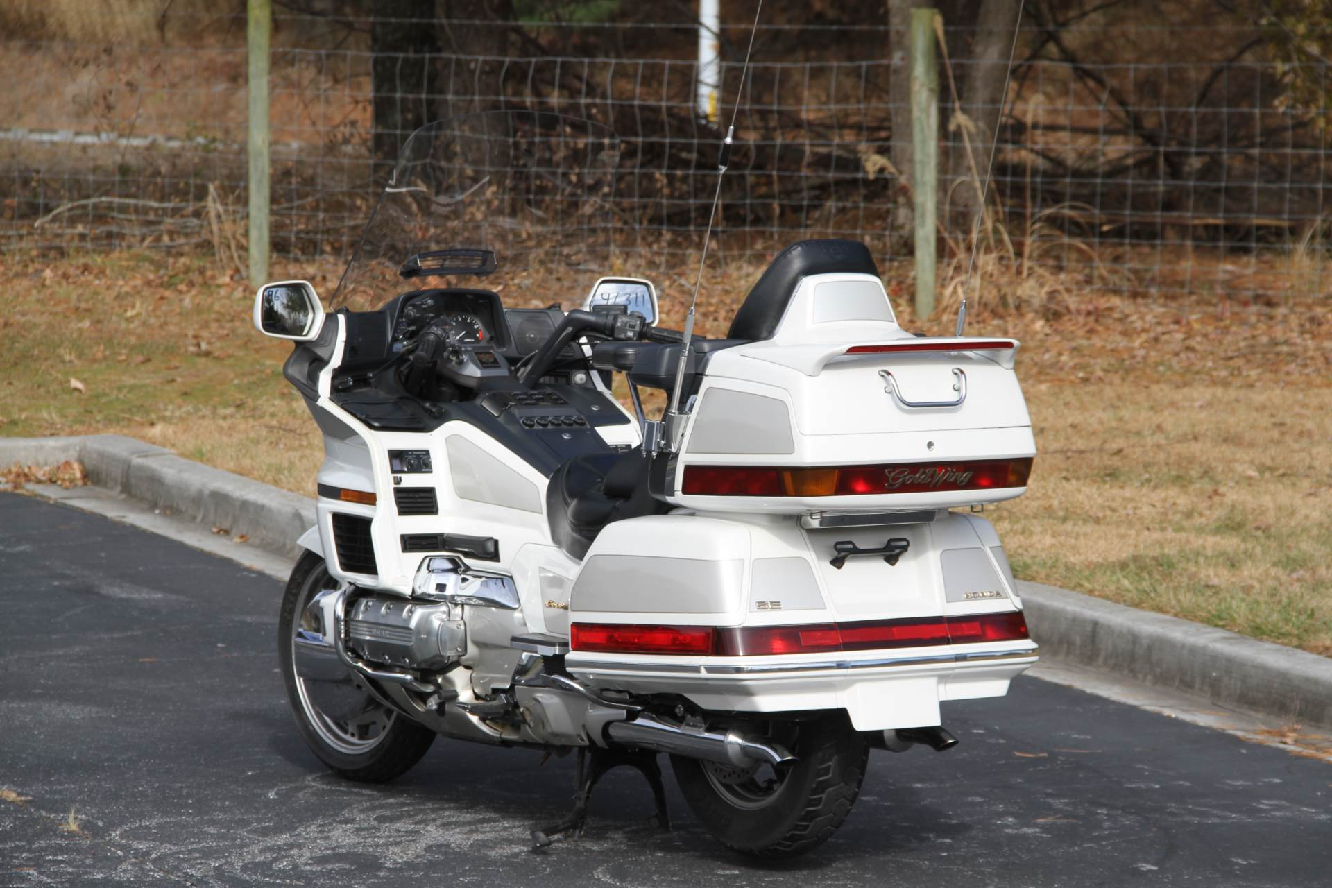 1996 Honda GOLDWING in Hendersonville, North Carolina - Photo 36