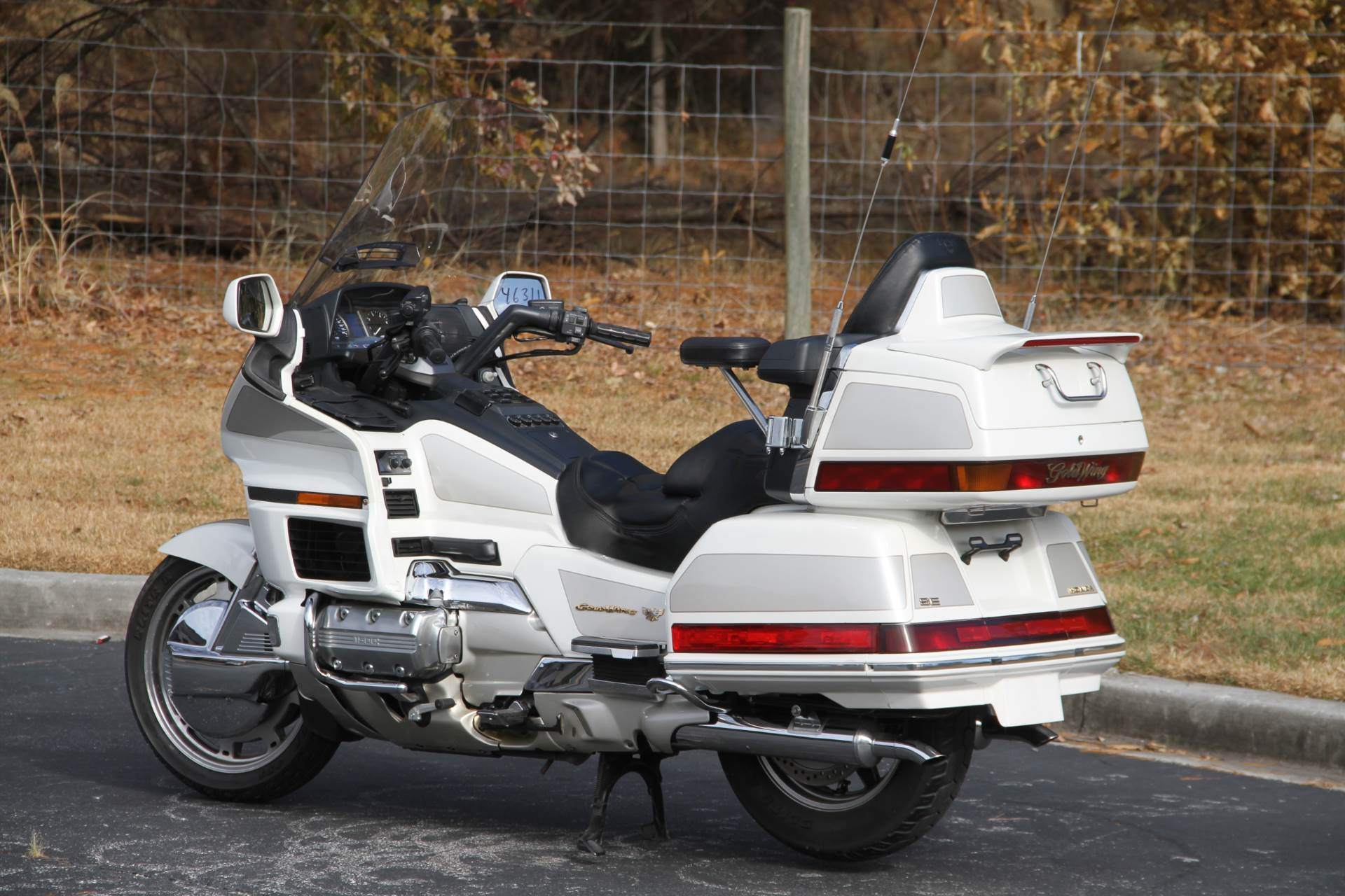1996 Honda GOLDWING in Hendersonville, North Carolina - Photo 38