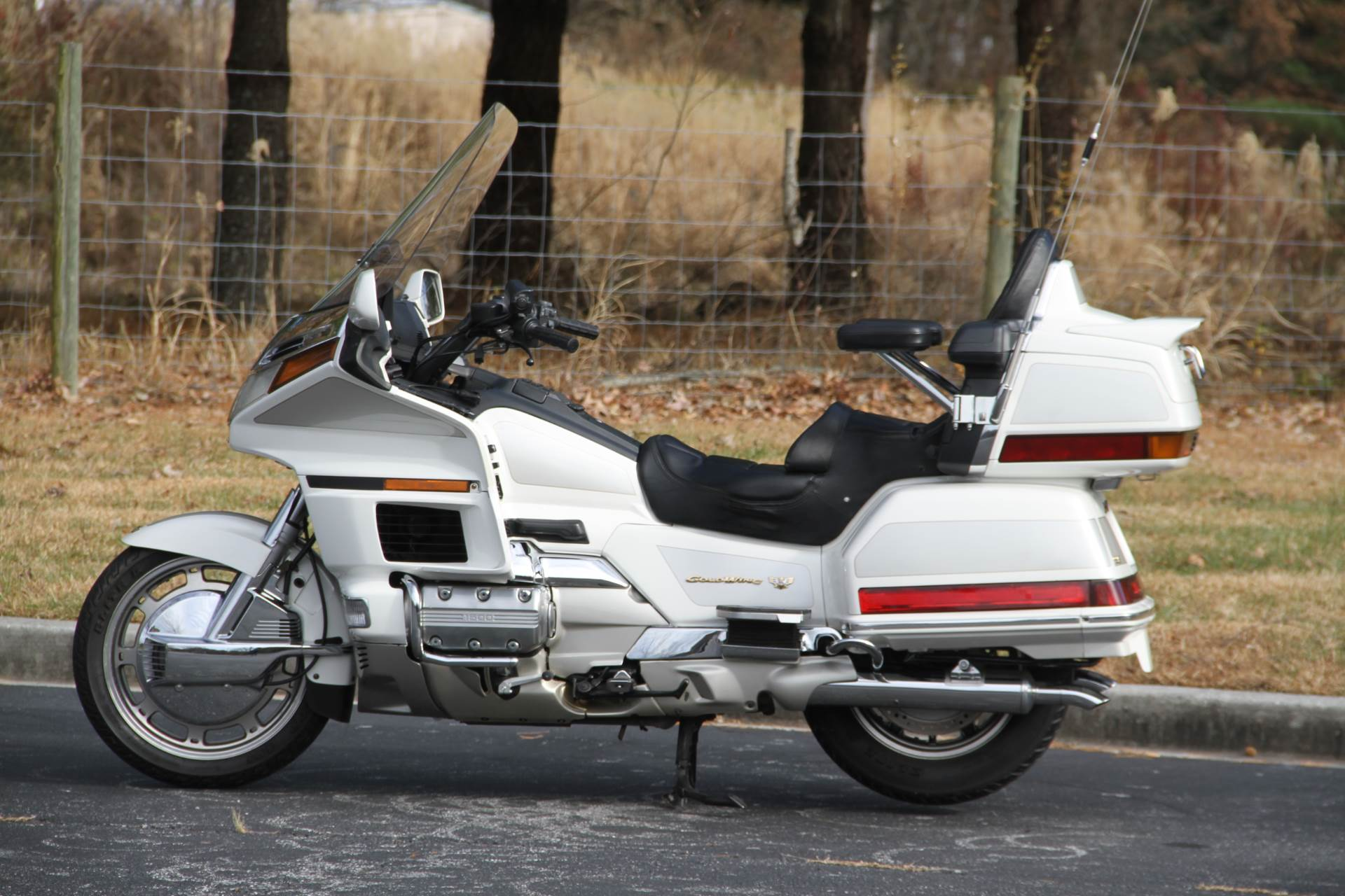 1996 Honda GOLDWING in Hendersonville, North Carolina - Photo 40