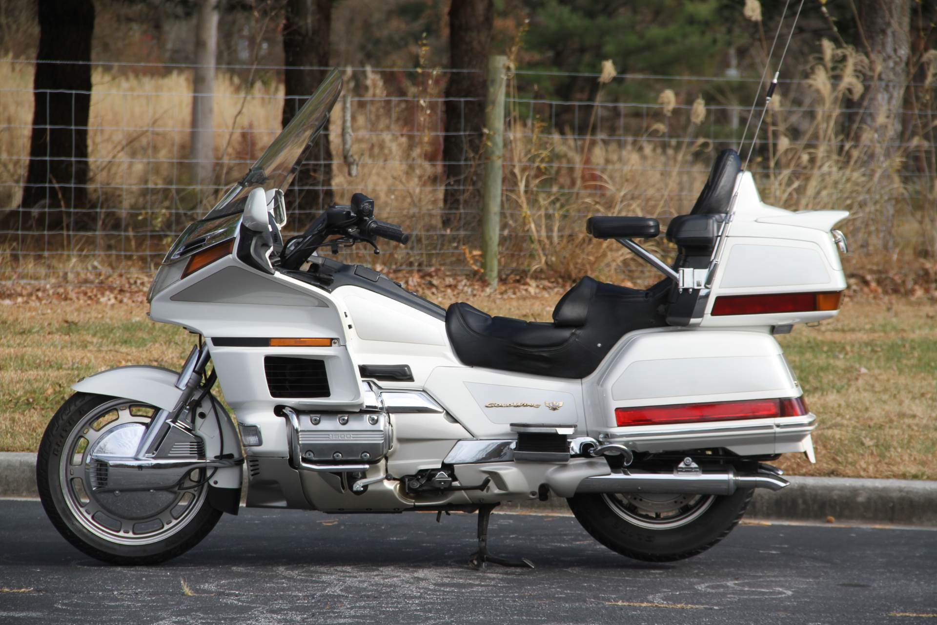 1996 Honda GOLDWING in Hendersonville, North Carolina - Photo 41