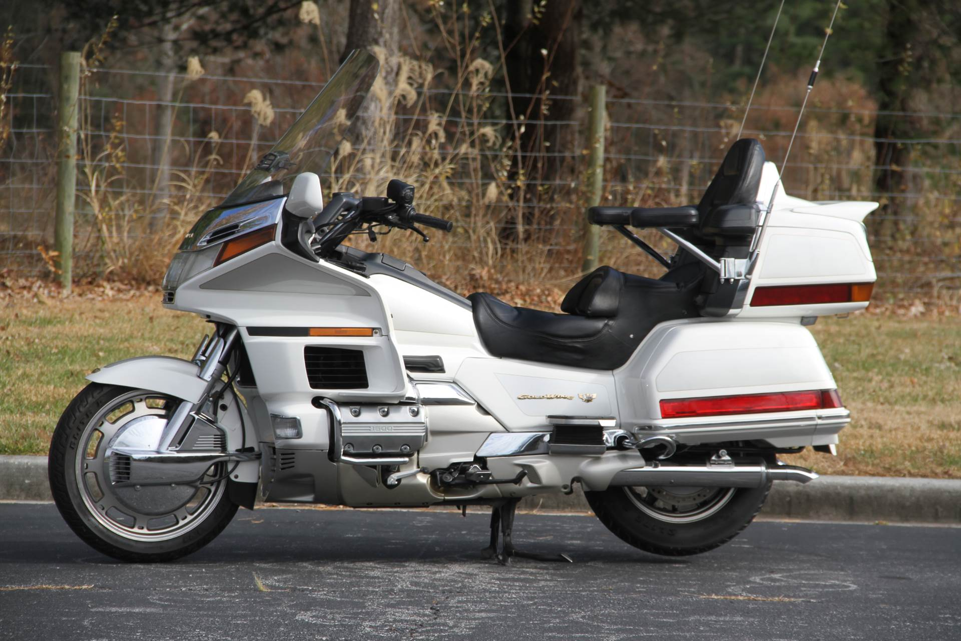 1996 Honda GOLDWING in Hendersonville, North Carolina - Photo 1