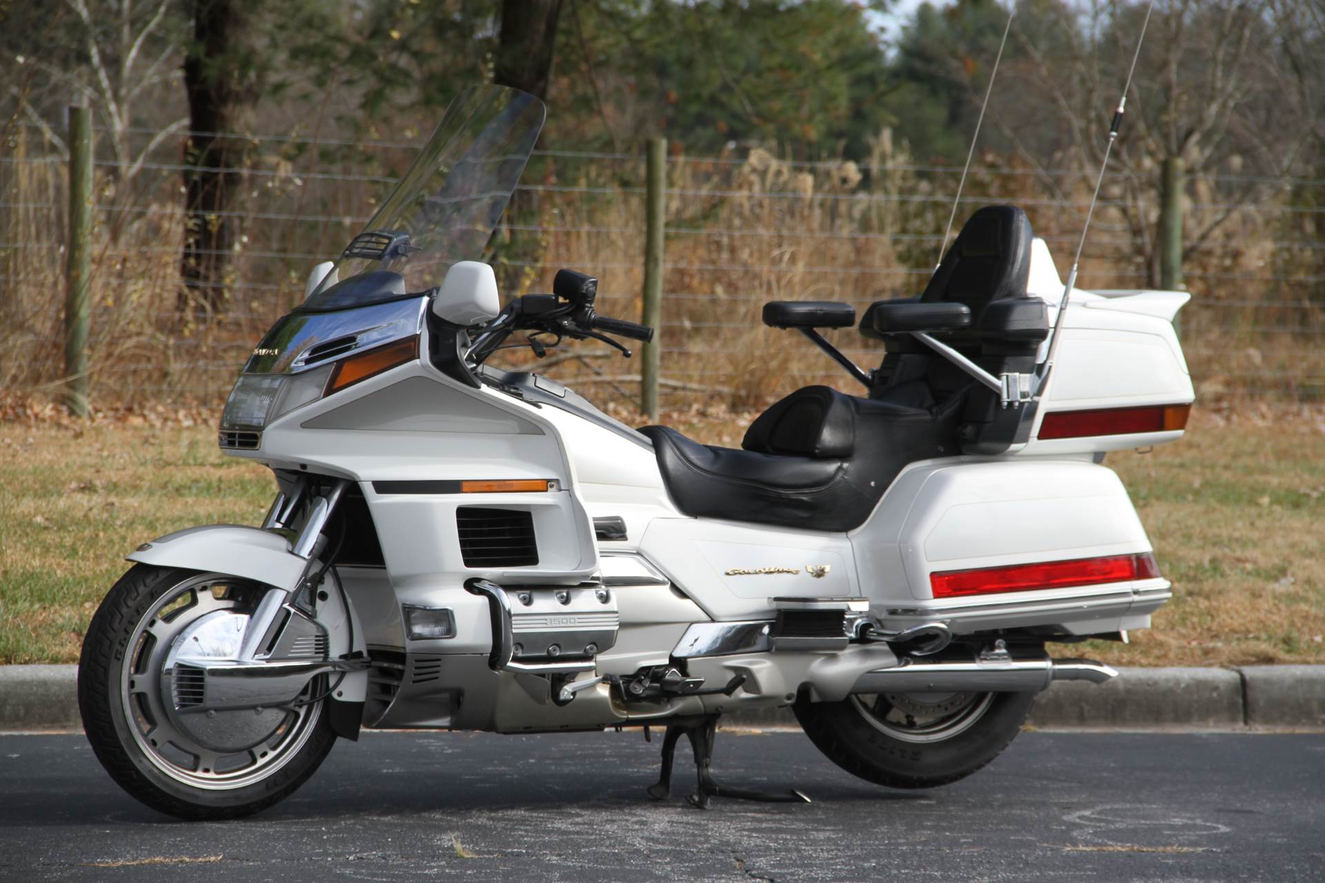 1996 Honda GOLDWING in Hendersonville, North Carolina - Photo 42
