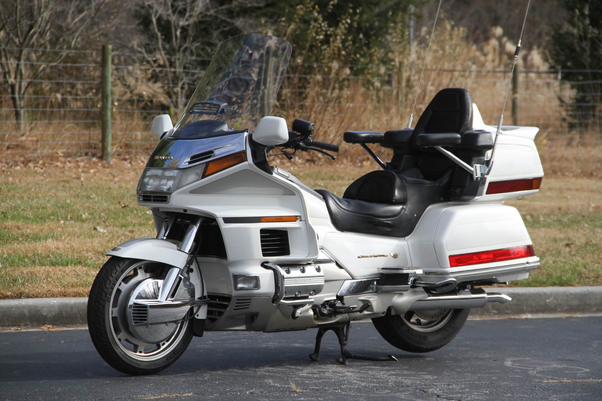 1996 Honda GOLDWING in Hendersonville, North Carolina - Photo 43