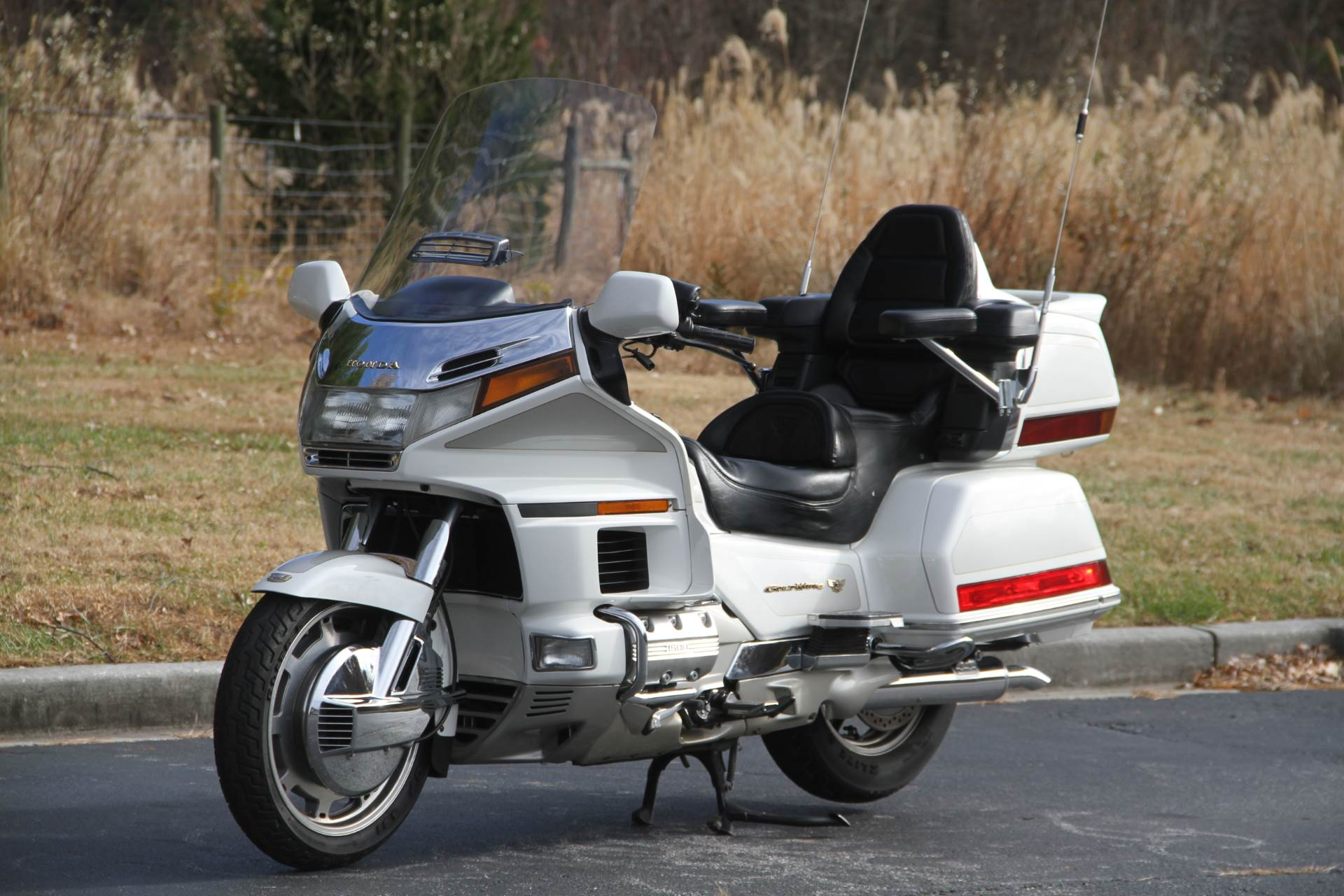 1996 Honda GOLDWING in Hendersonville, North Carolina - Photo 44