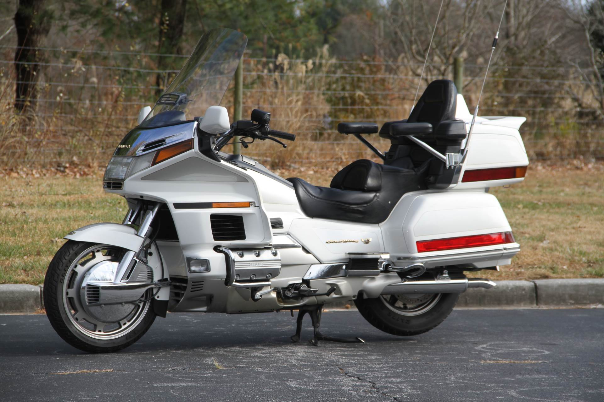 1996 Honda GOLDWING in Hendersonville, North Carolina - Photo 46