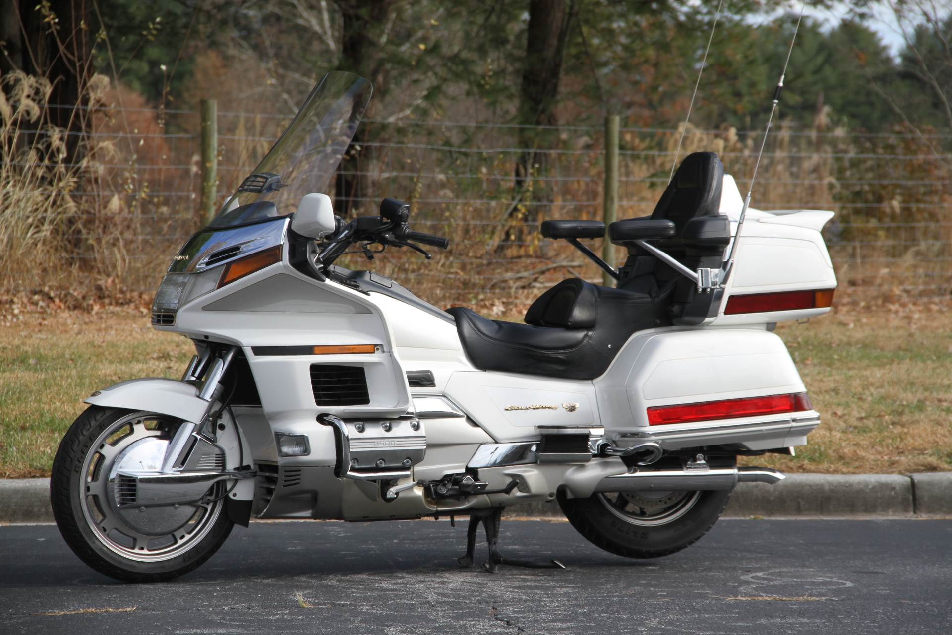 1996 Honda GOLDWING in Hendersonville, North Carolina - Photo 47