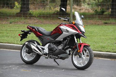 2018 Honda NC750X in Hendersonville, North Carolina