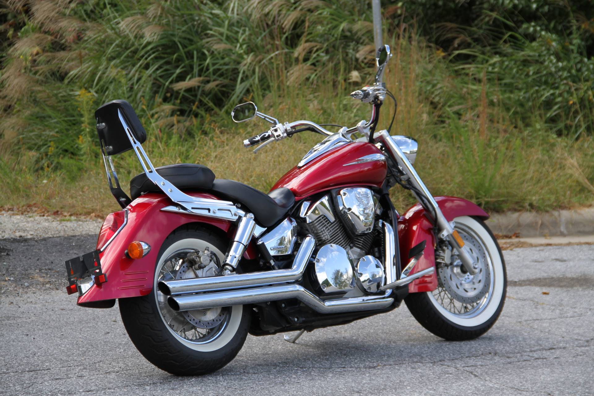 2004 Honda VTX Retro 1300 (VTX1300S) in Hendersonville, North Carolina