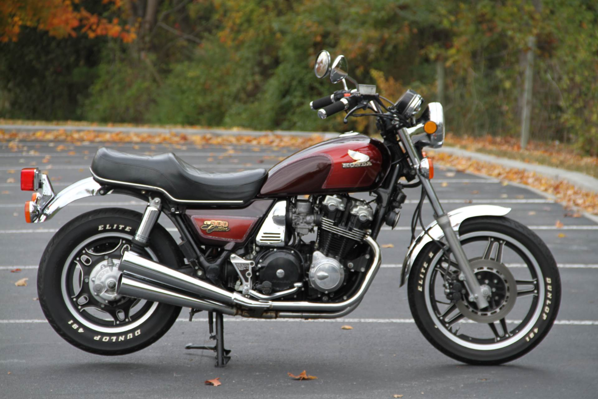 1982 Honda CB900 Custom in Hendersonville, North Carolina