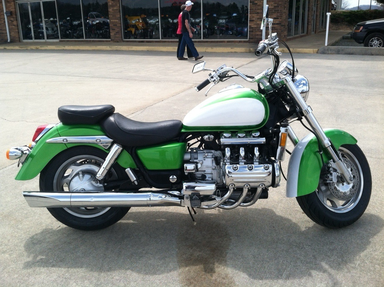 1997 Honda Valkyrie GL1500C in Hendersonville, North Carolina - Photo 1