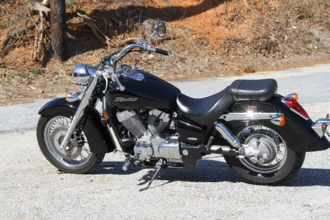 2007 Honda Shadow Aero® in Hendersonville, North Carolina