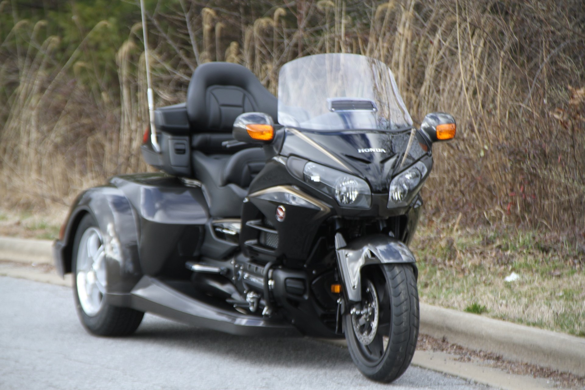 2016 Honda Goldwing in Hendersonville, North Carolina