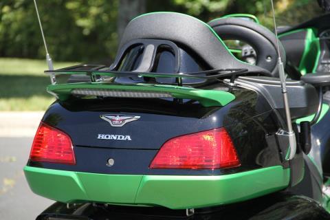 2015 Honda Gold Wing® Audio Comfort in Hendersonville, North Carolina
