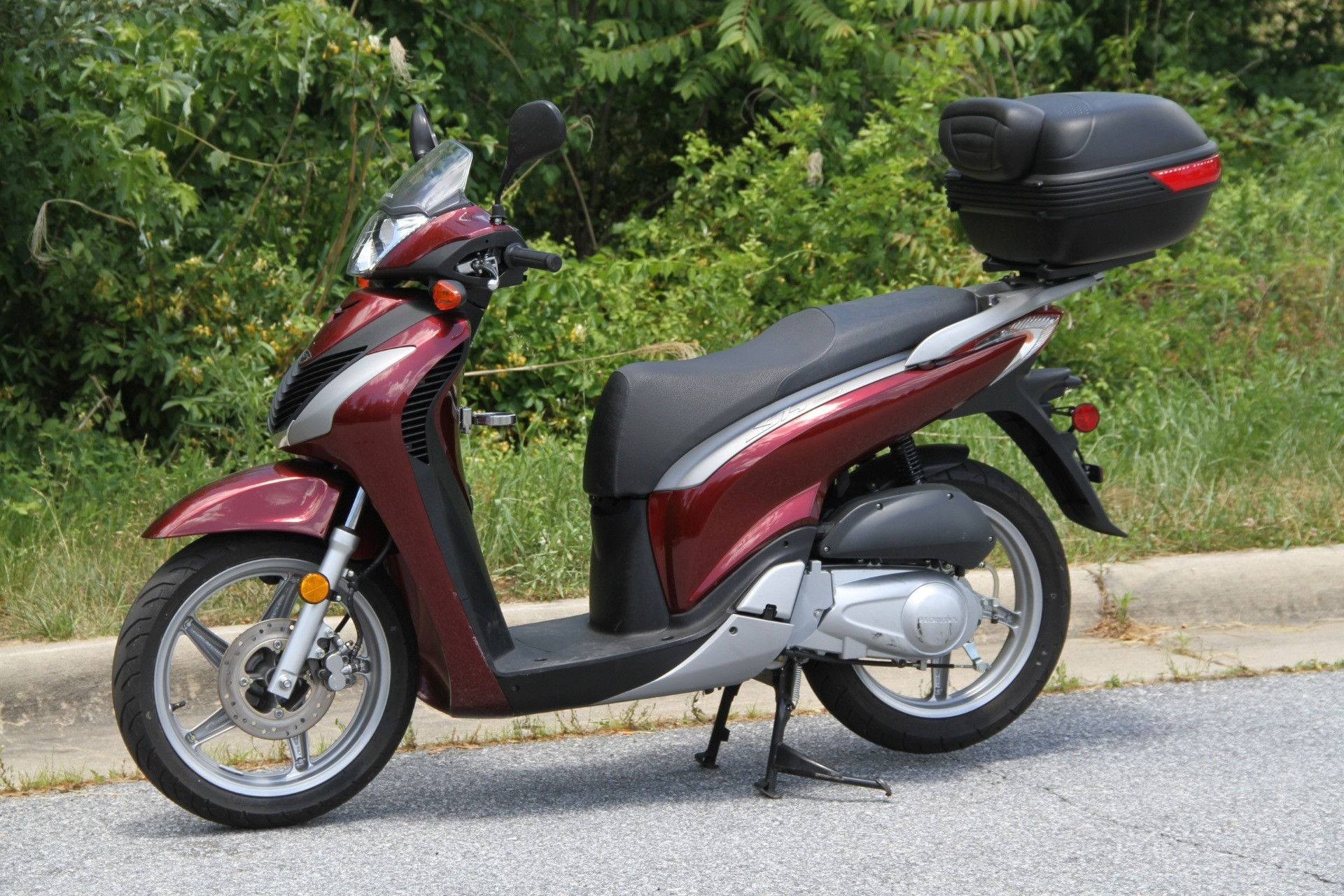 Used 2010 Honda SH150i Scooters in Hendersonville, NC | Stock Number ...