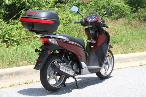 2010 Honda SH150i in Hendersonville, North Carolina