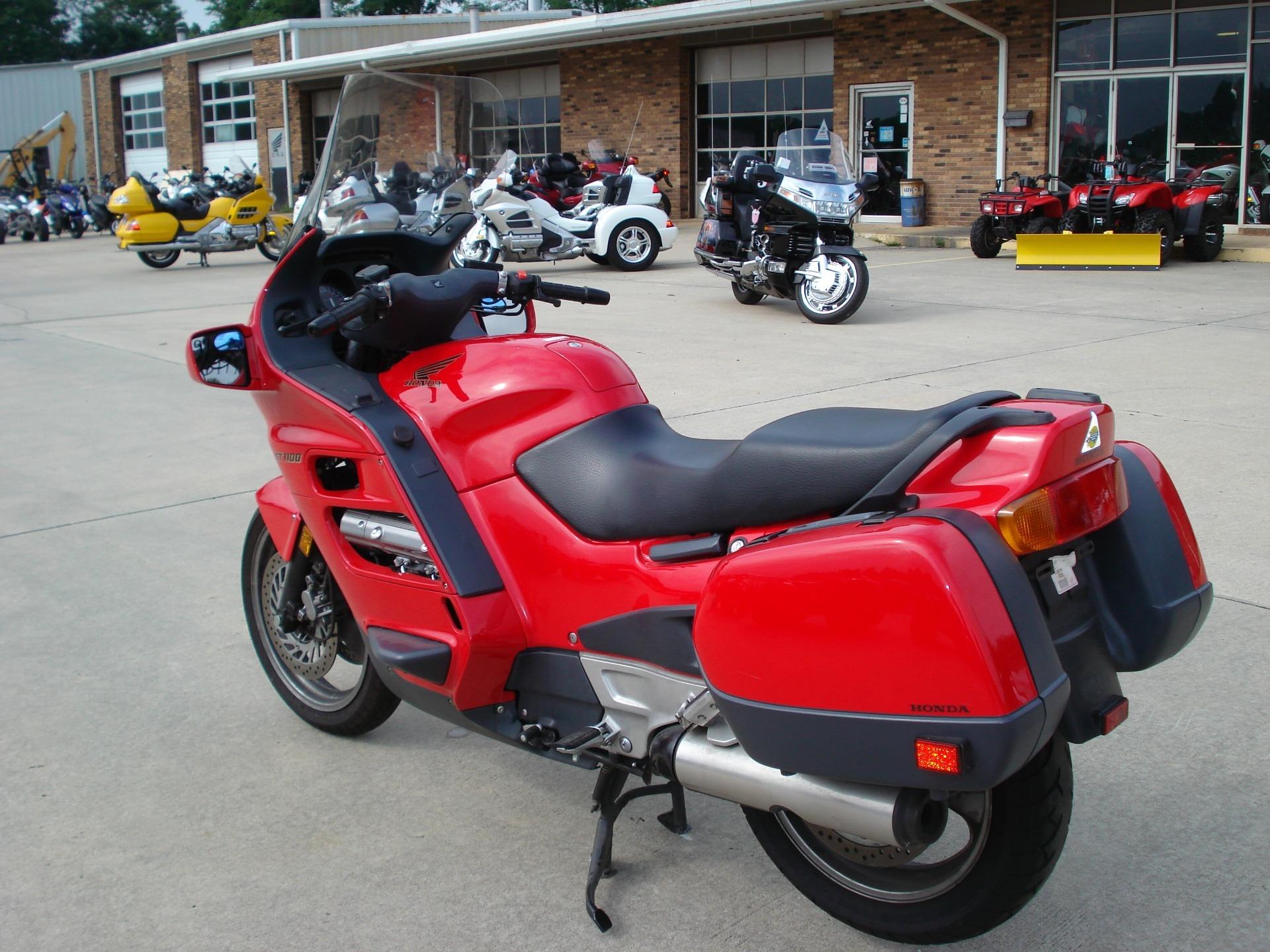 1997 Honda ST1100 in Hendersonville, North Carolina