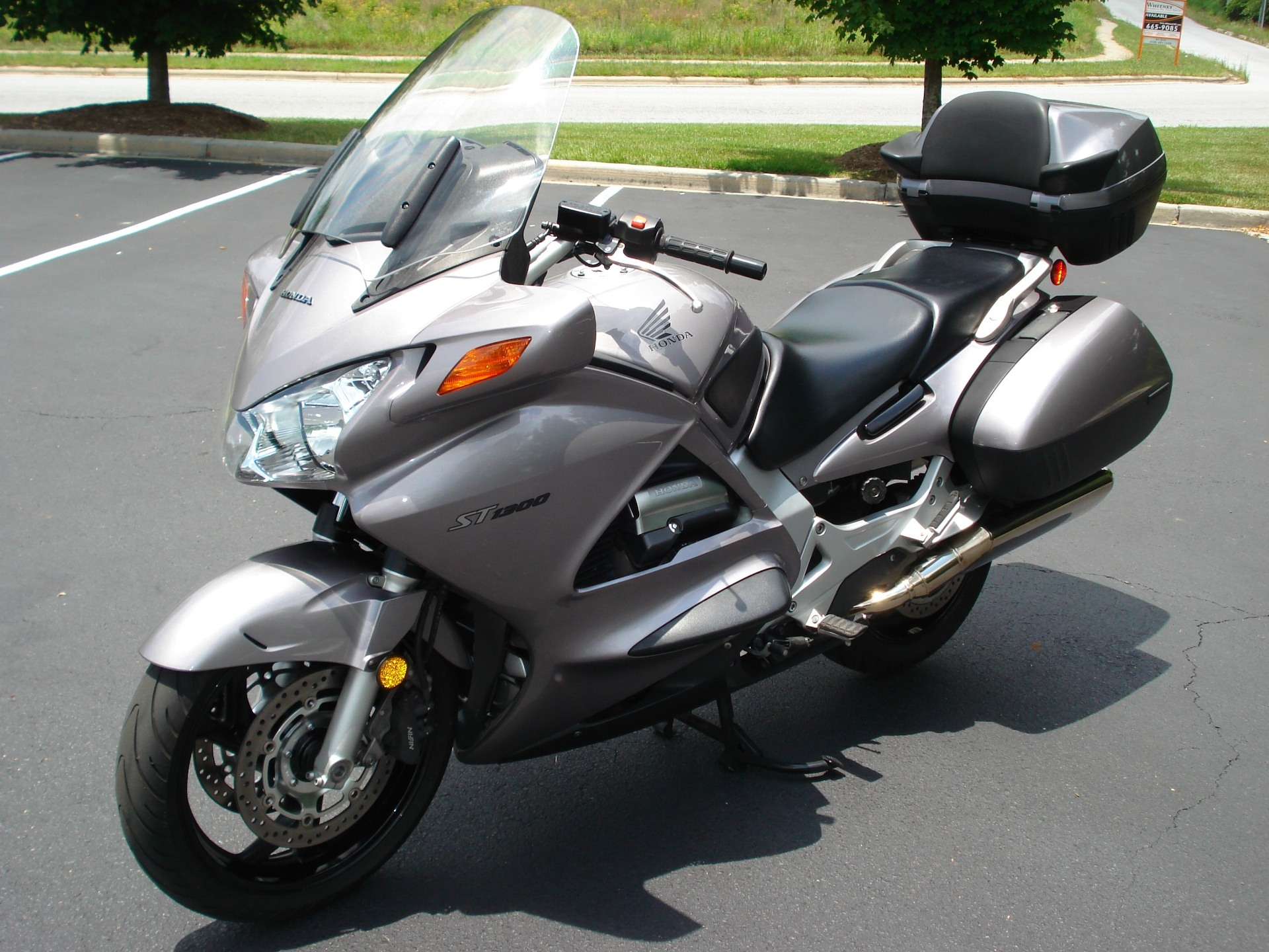 2003 Honda ST1300 in Hendersonville, North Carolina - Photo 5