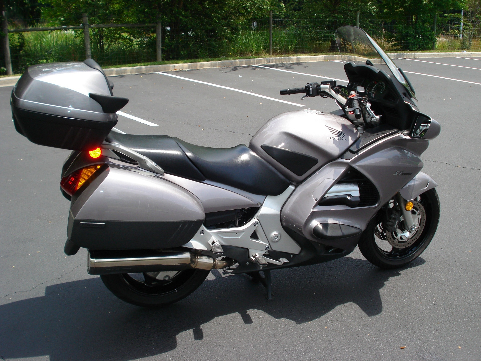 2003 Honda ST1300 in Hendersonville, North Carolina - Photo 11