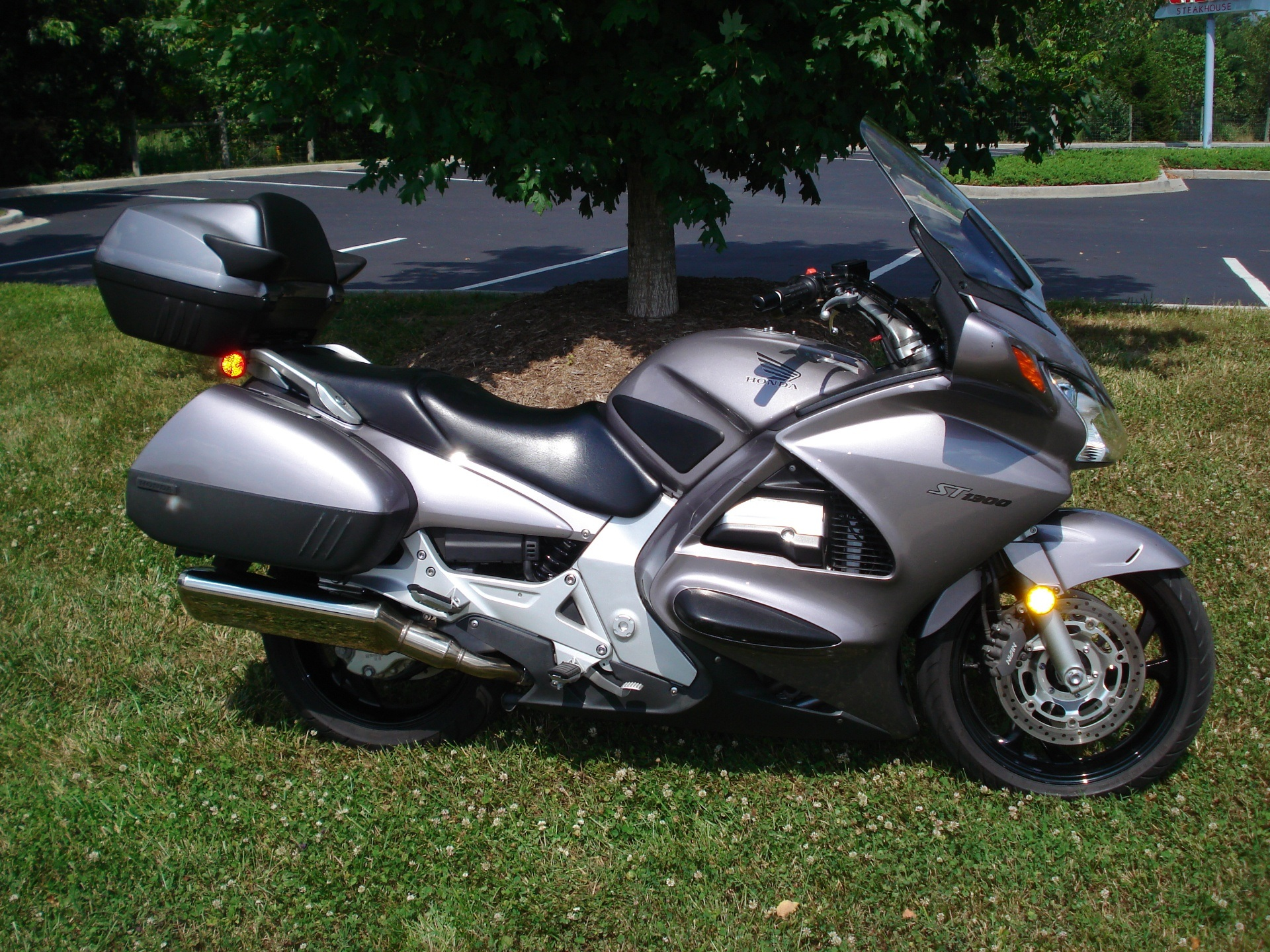 2003 Honda ST1300 in Hendersonville, North Carolina - Photo 23