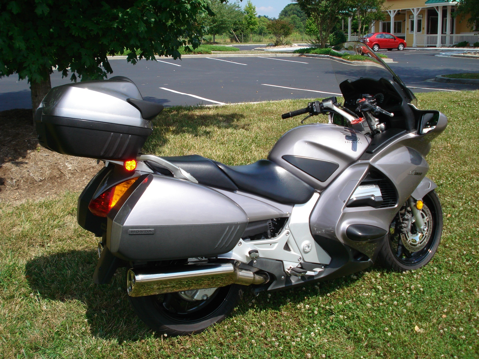 2003 Honda ST1300 in Hendersonville, North Carolina