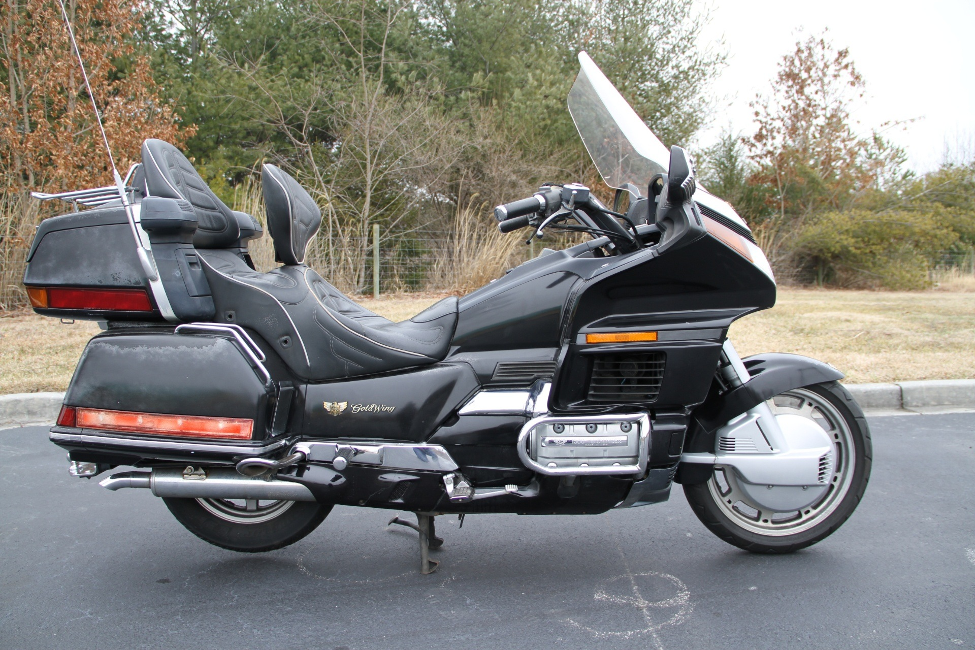 1994 Honda GL1500 in Hendersonville, North Carolina - Photo 4