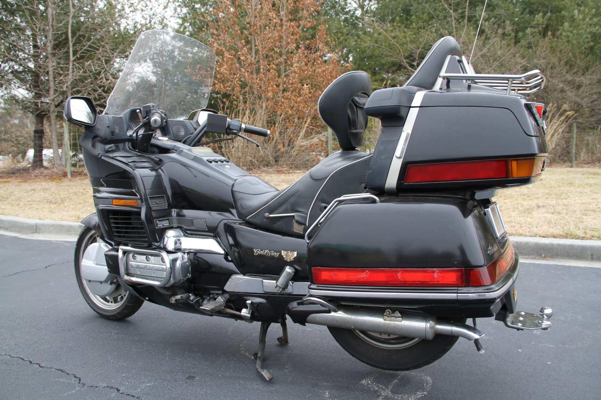 1994 Honda GL1500 in Hendersonville, North Carolina - Photo 23