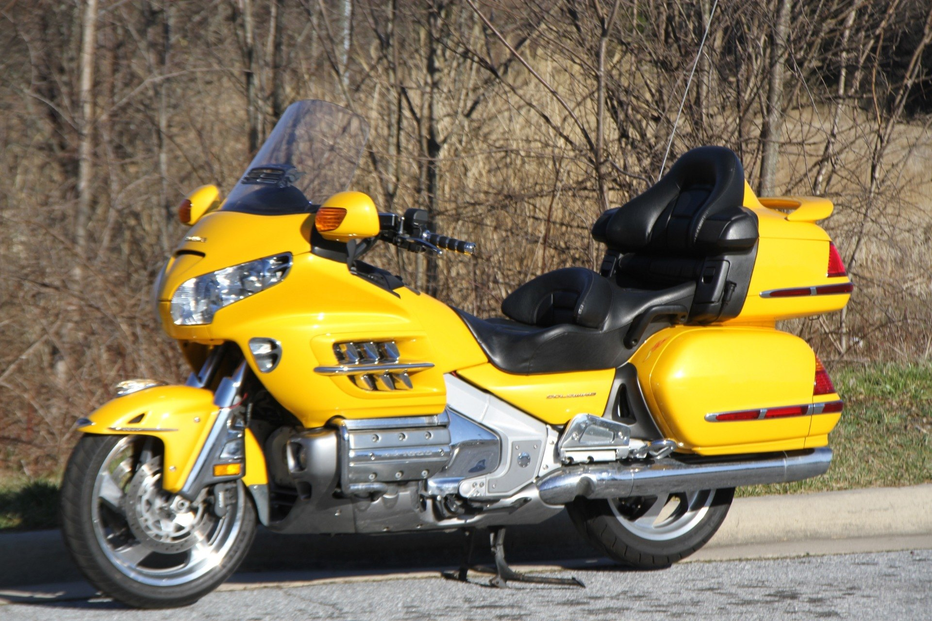 2002 Honda Gold Wing in Hendersonville, North Carolina - Photo 2