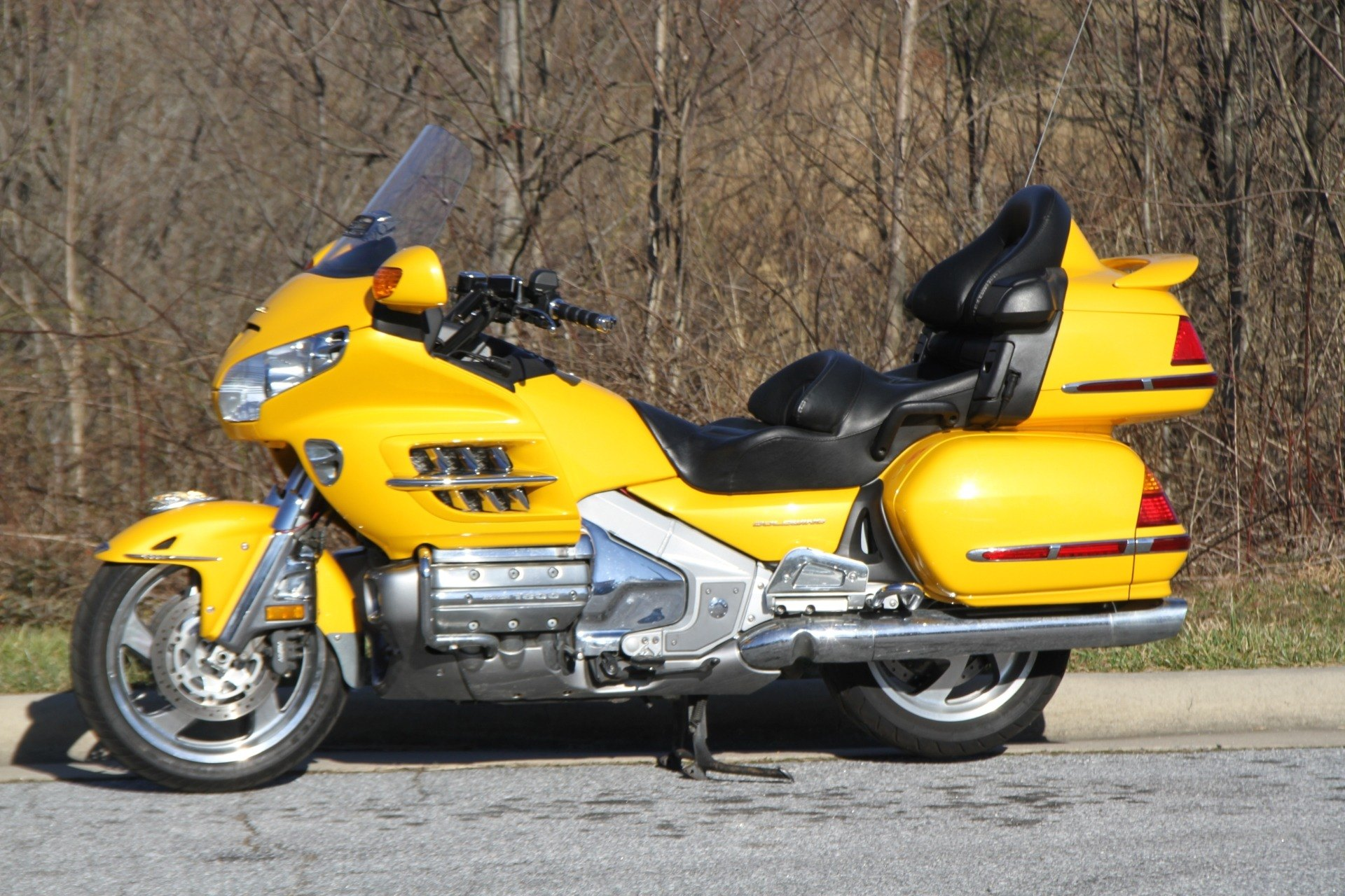 2002 Honda Gold Wing in Hendersonville, North Carolina - Photo 1