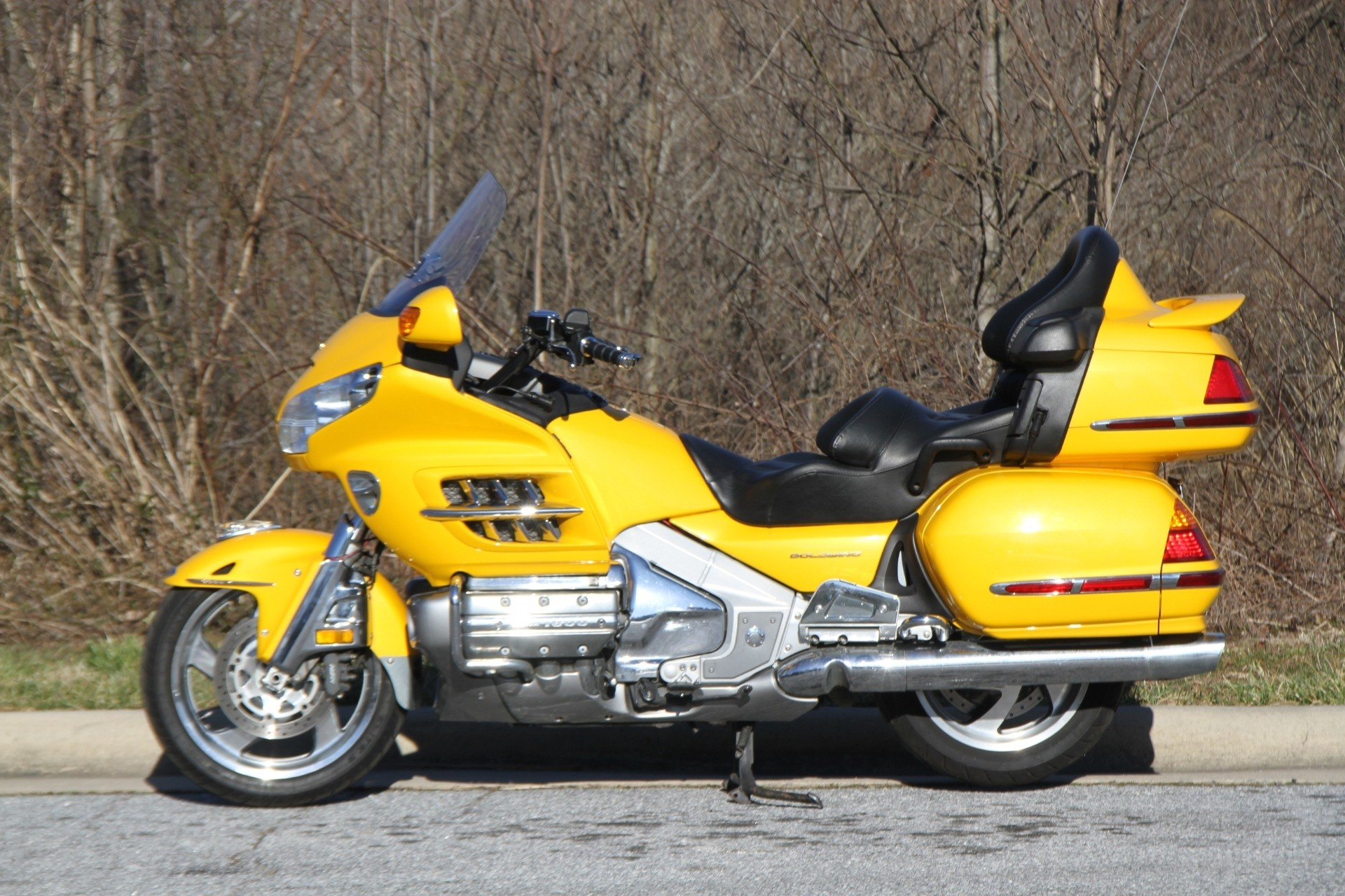 2002 Honda Gold Wing in Hendersonville, North Carolina - Photo 7