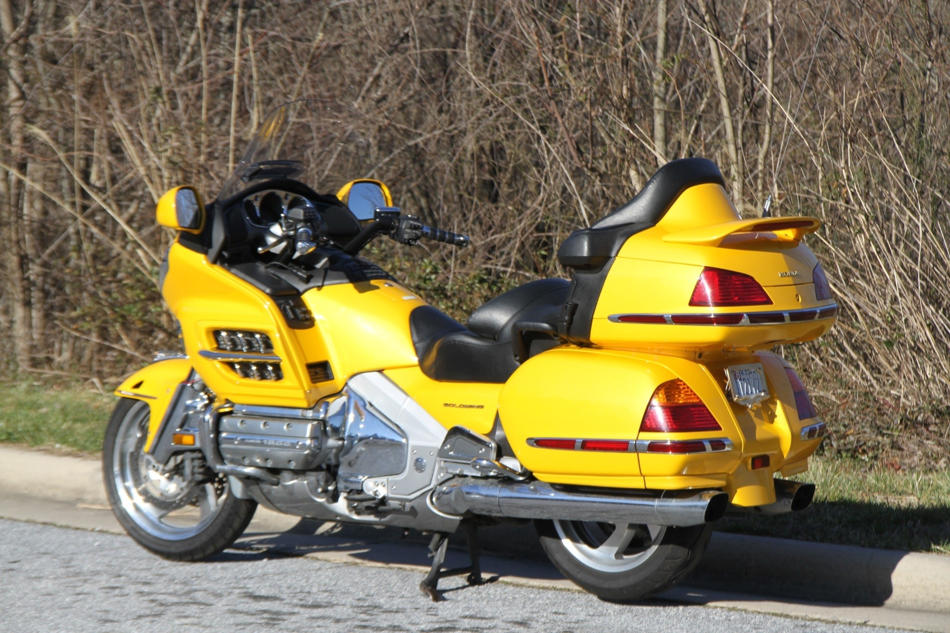2002 Honda Gold Wing in Hendersonville, North Carolina - Photo 9