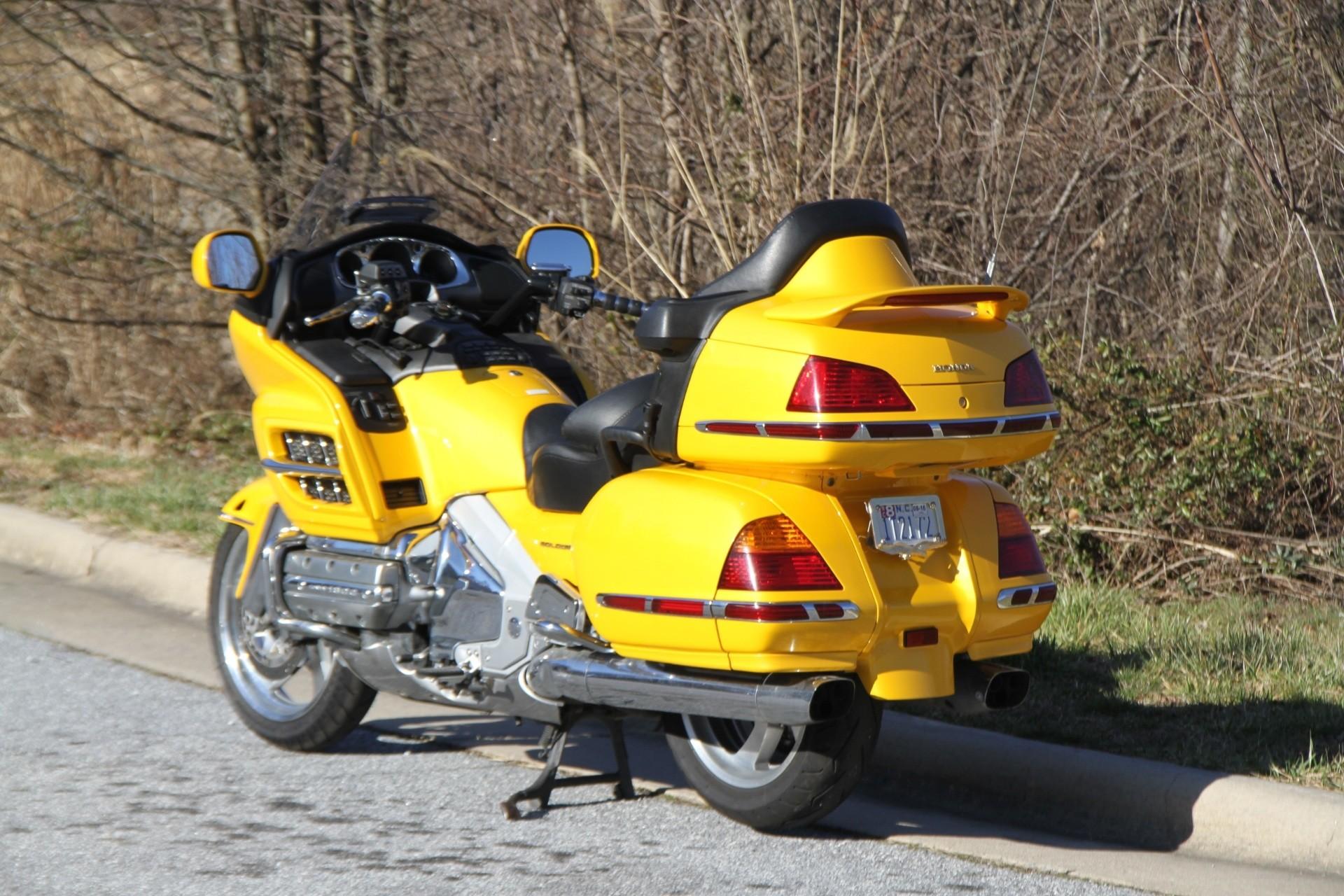 2002 Honda Gold Wing in Hendersonville, North Carolina