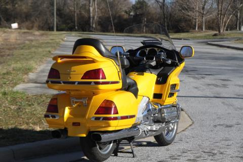 2002 Honda Gold Wing in Hendersonville, North Carolina - Photo 11