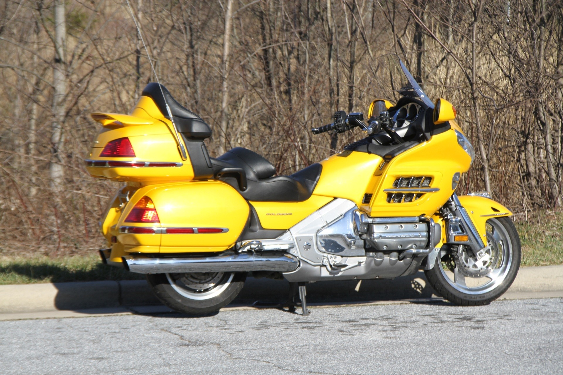 2002 Honda Gold Wing in Hendersonville, North Carolina - Photo 13