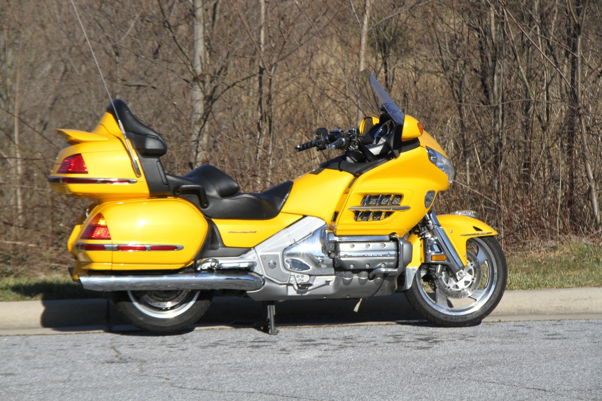 2002 Honda Gold Wing in Hendersonville, North Carolina - Photo 14
