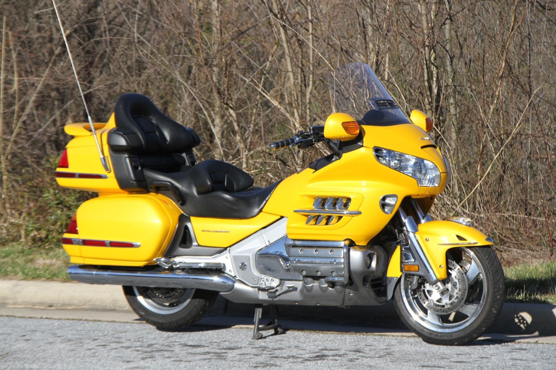 2002 Honda Gold Wing in Hendersonville, North Carolina - Photo 17