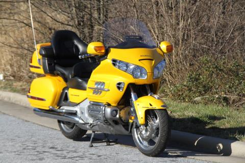 2002 Honda Gold Wing in Hendersonville, North Carolina - Photo 19