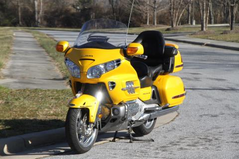 2002 Honda Gold Wing in Hendersonville, North Carolina - Photo 21