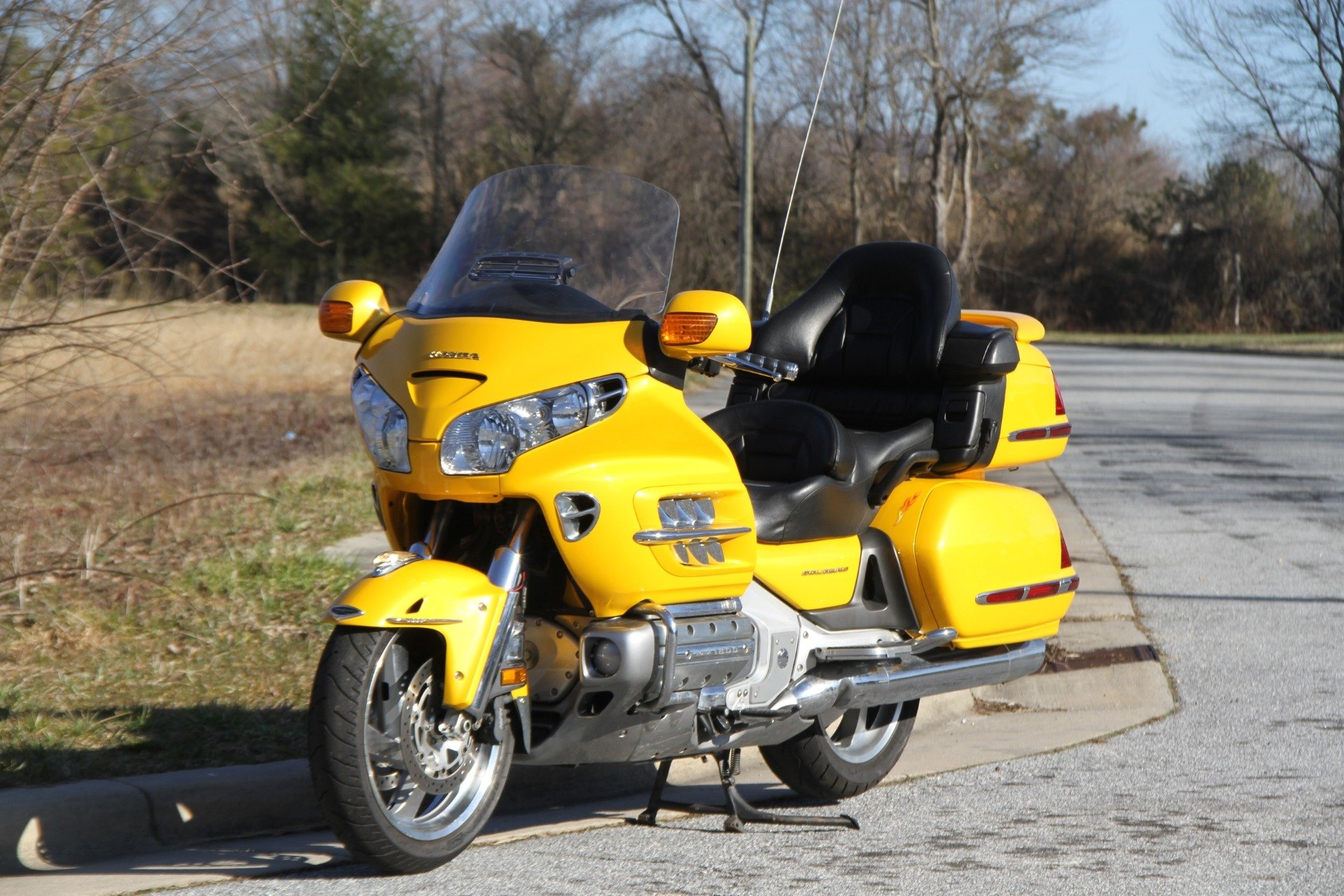 2002 Honda Gold Wing in Hendersonville, North Carolina - Photo 22