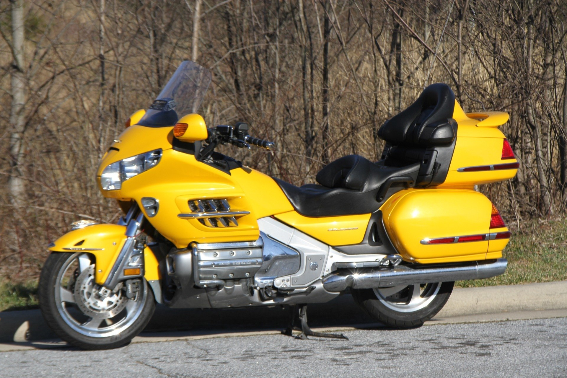 2002 Honda Gold Wing in Hendersonville, North Carolina - Photo 24