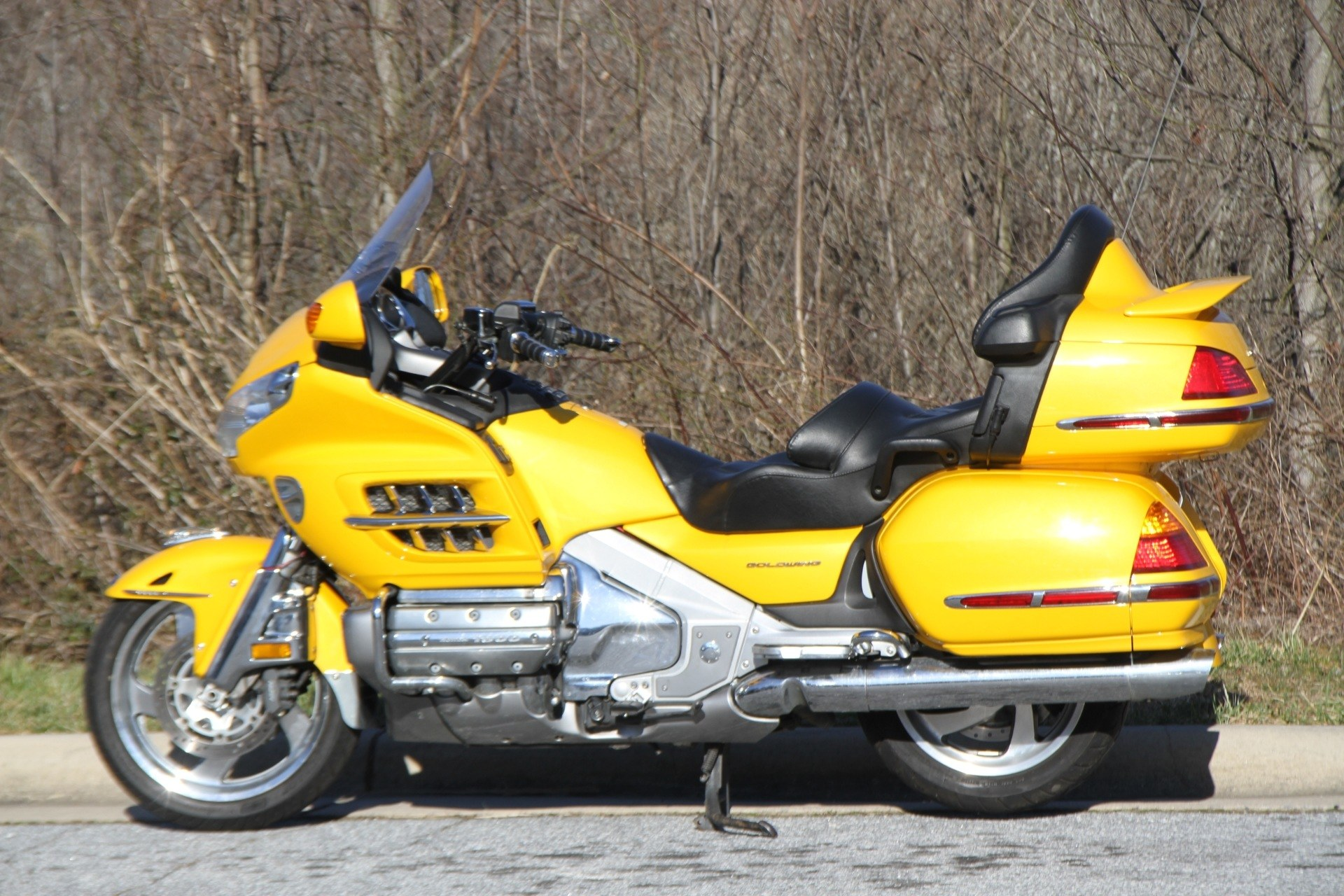 2002 Honda Gold Wing in Hendersonville, North Carolina - Photo 26