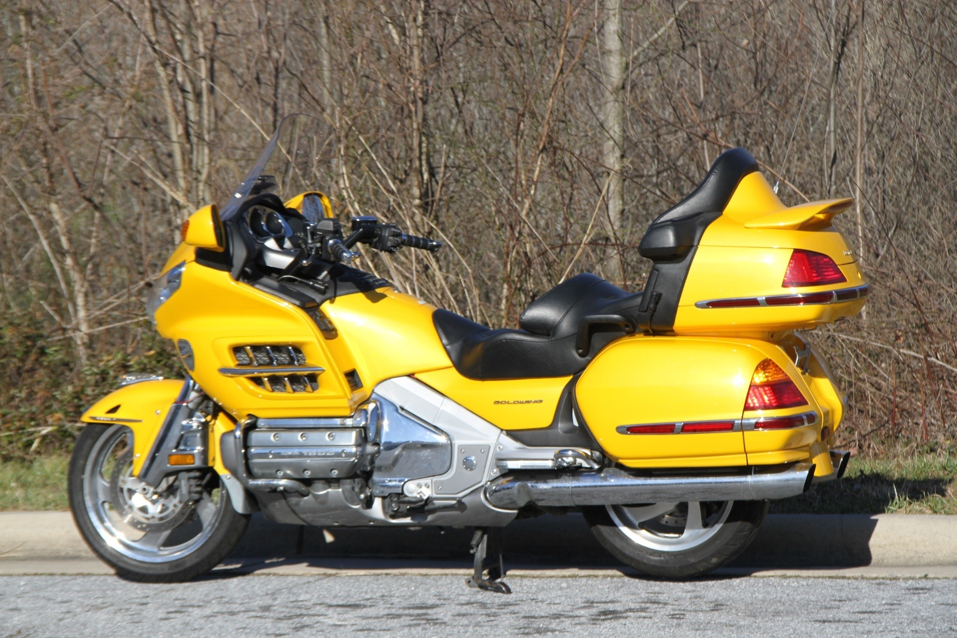 2002 Honda Gold Wing in Hendersonville, North Carolina - Photo 27