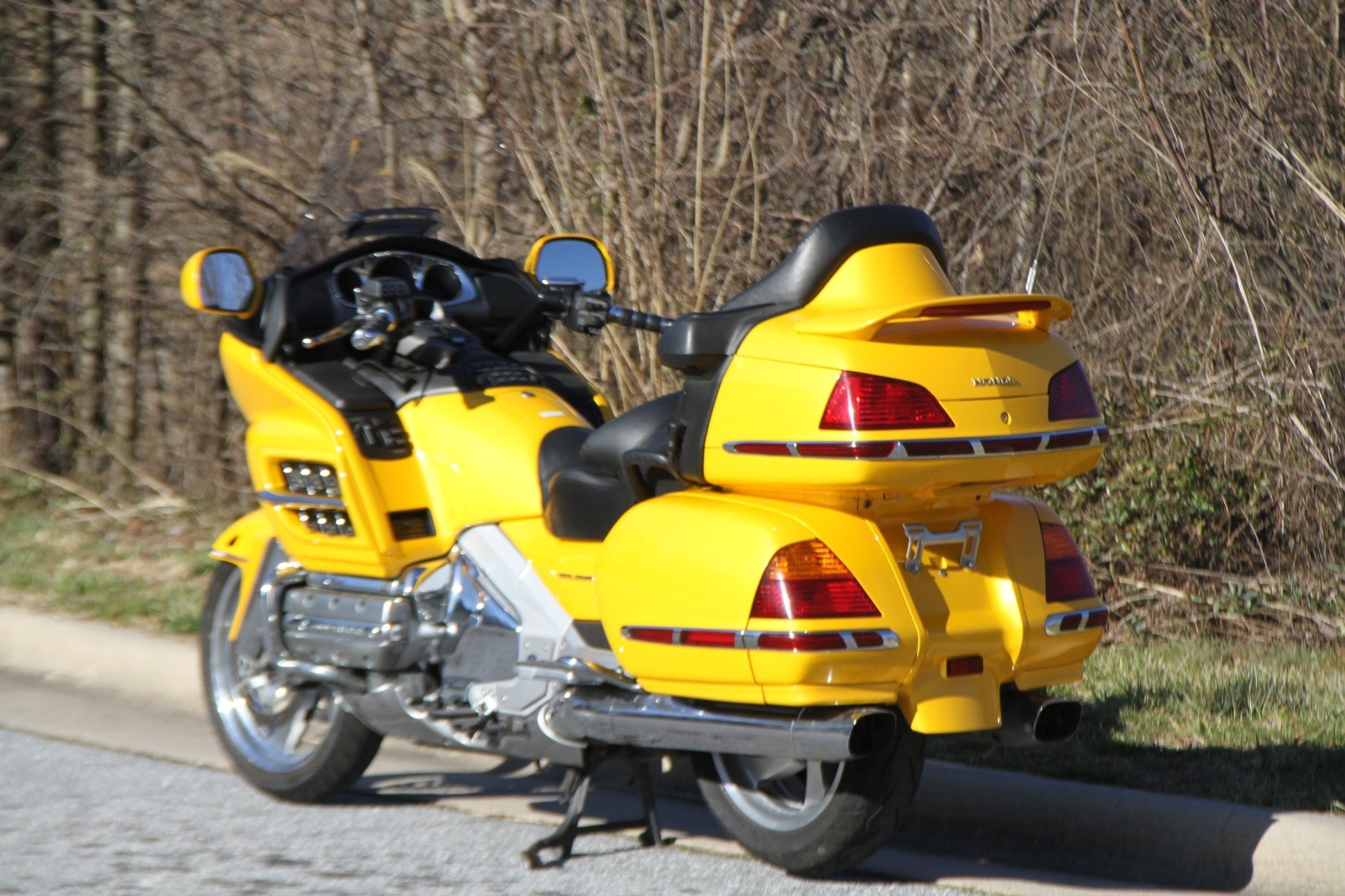 2002 Honda Gold Wing in Hendersonville, North Carolina - Photo 29