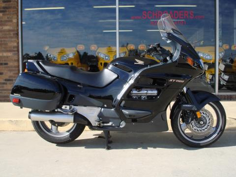 1998 Honda ST1100 in Hendersonville, North Carolina