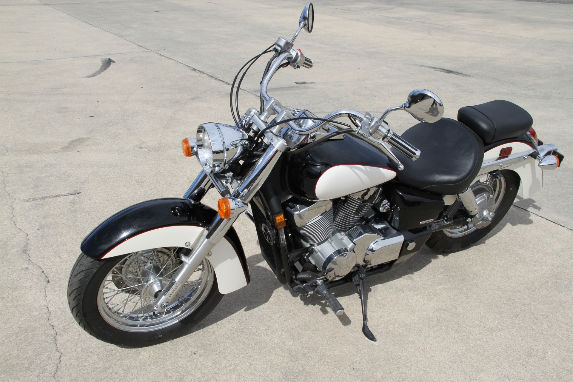 2008 Honda Shadow Aero® in Hendersonville, North Carolina