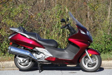 2009 Honda Silver Wing® in Hendersonville, North Carolina