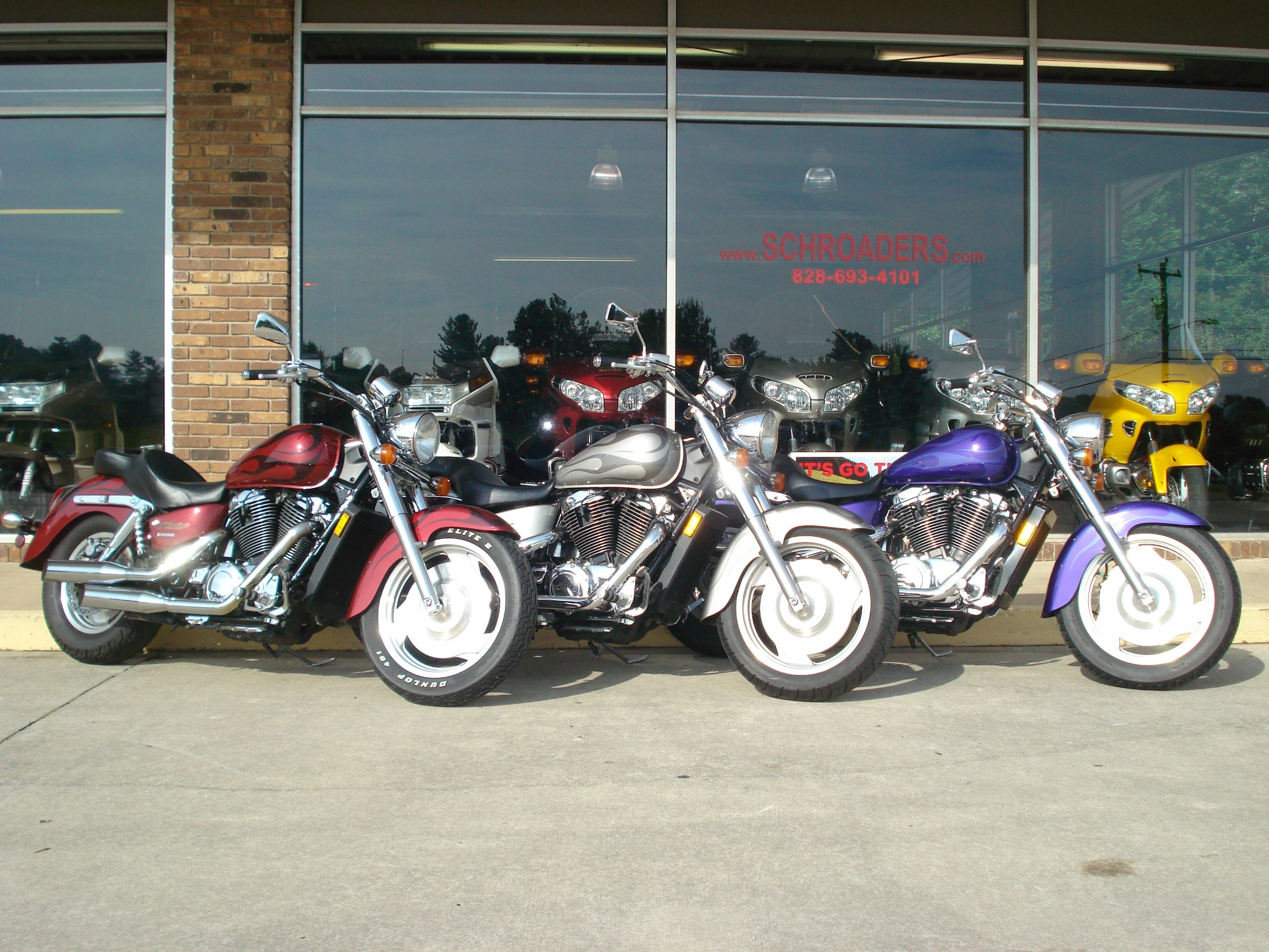 2004 Honda Shadow Sabre in Hendersonville, North Carolina