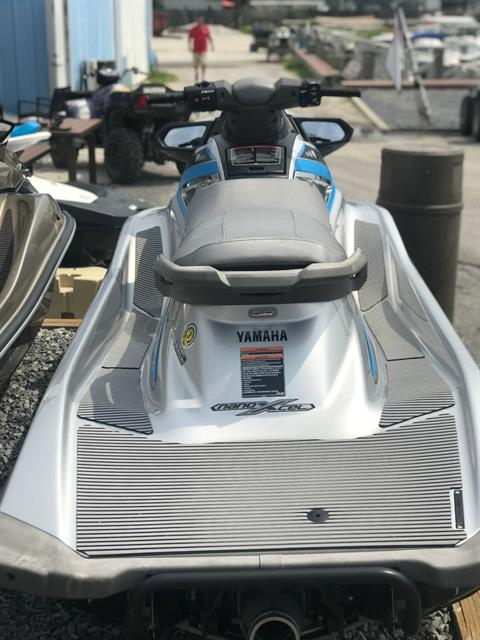 2015 Yamaha VX® Deluxe in Hampton Bays, New York