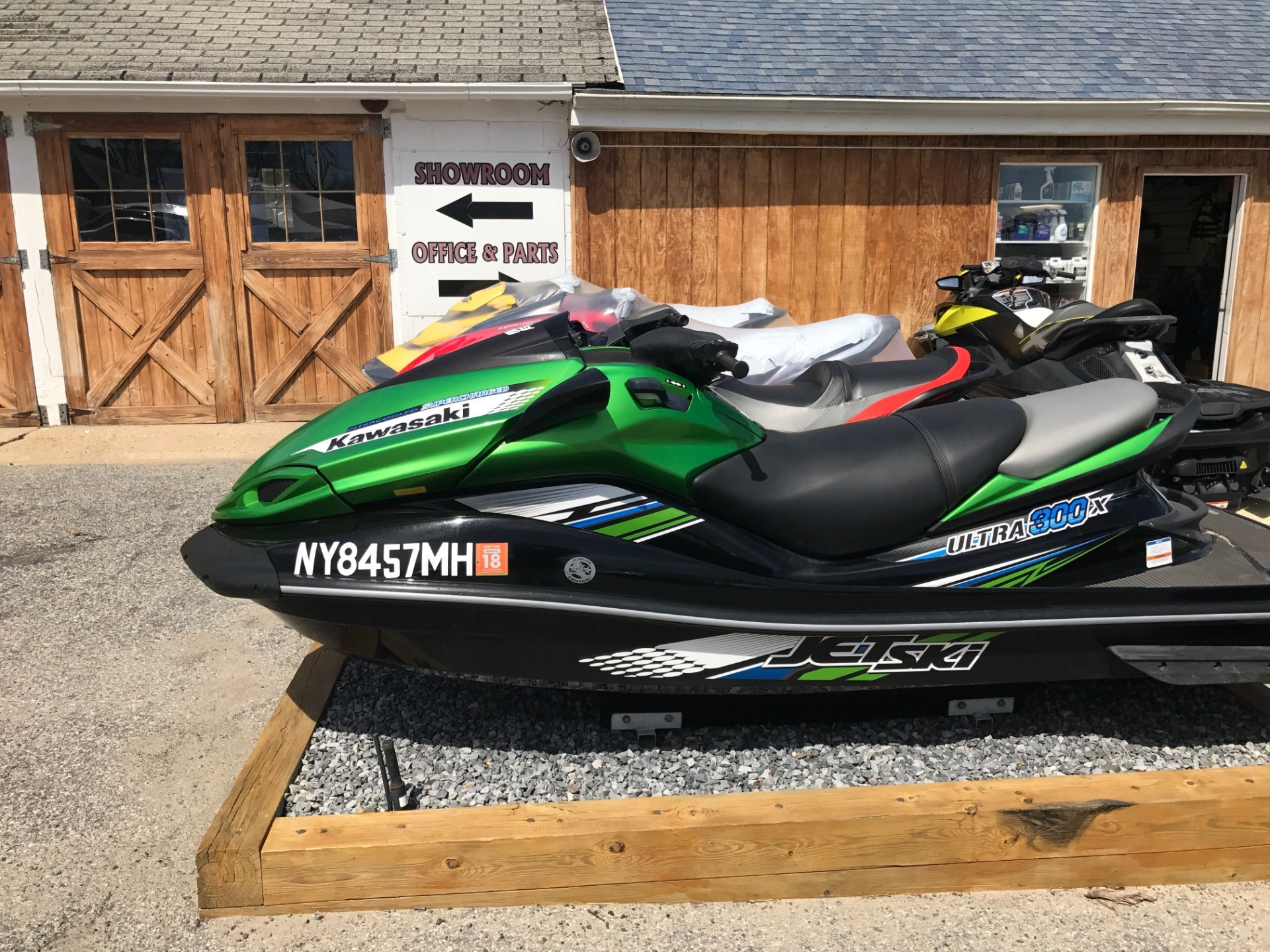2012 Kawasaki Jet Ski® Ultra® 300X in Hampton Bays, New York