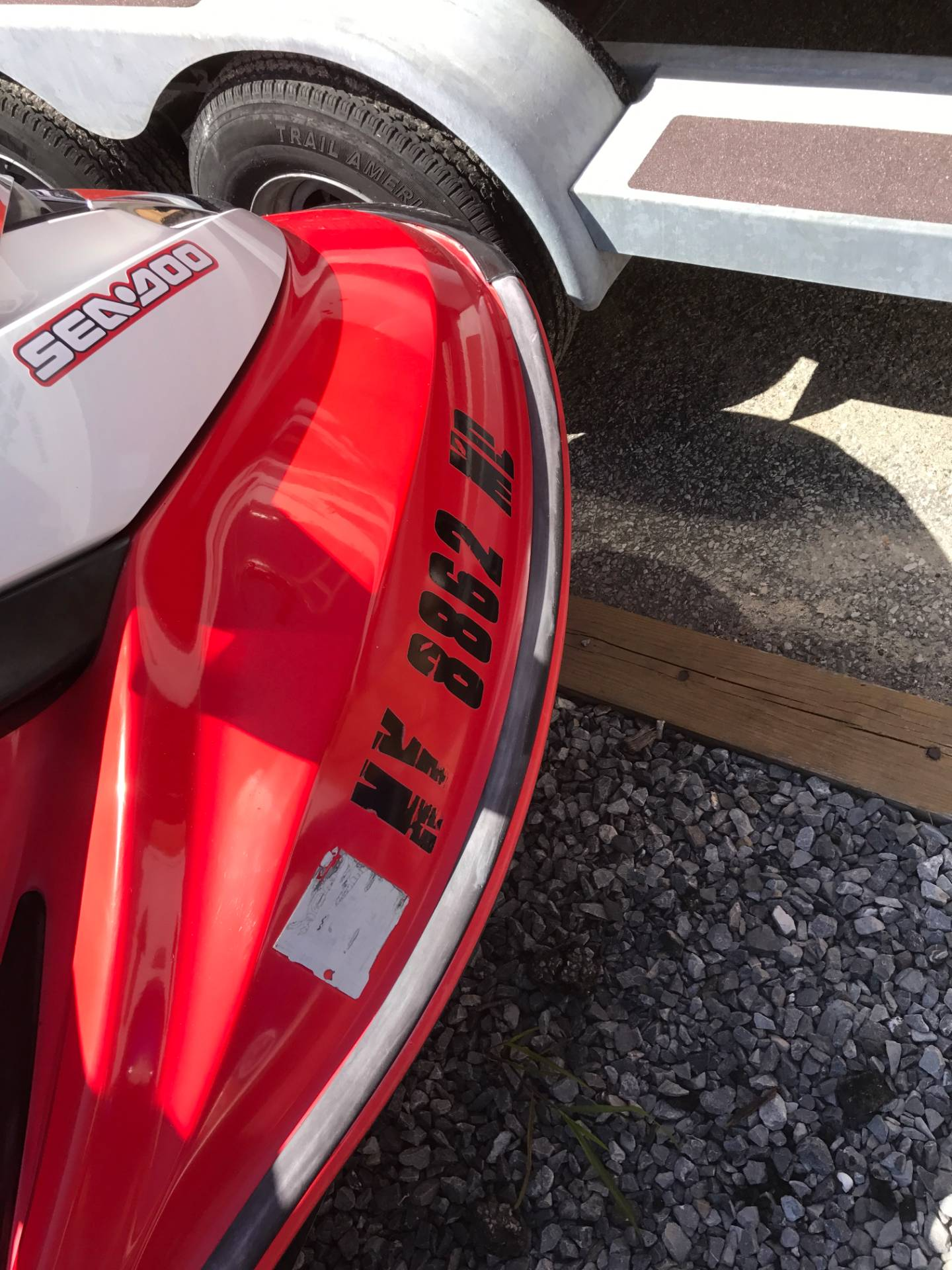 2007 Sea-Doo RXT™ in Hampton Bays, New York