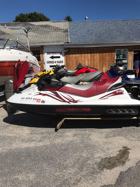 2008 Sea-Doo GTI™ SE 155 in Hampton Bays, New York